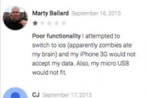 Los usuarios Udhab KC, Marty Ballard, CJ piensan que la app no funciona correctamente Foto:Google Play. Imagen Por: