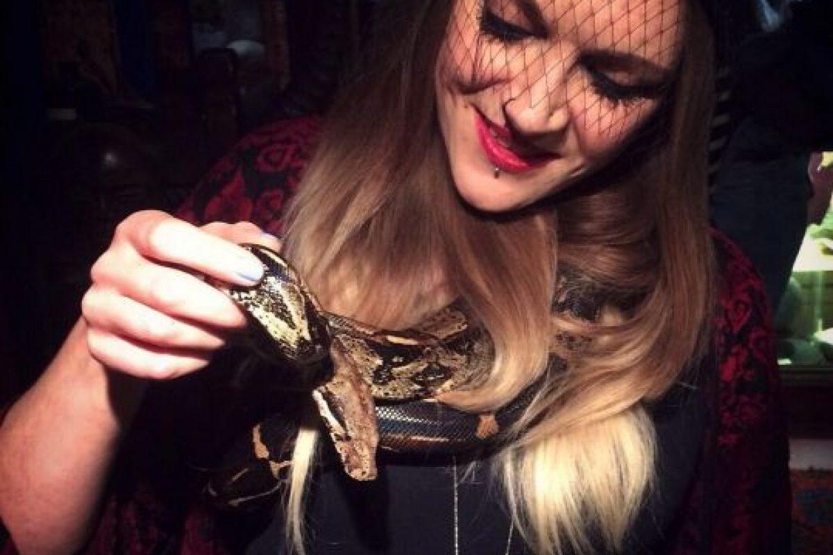 Estas es una foto del perfil de la mujer Foto:facebook.com/jemmaroid. Imagen Por: