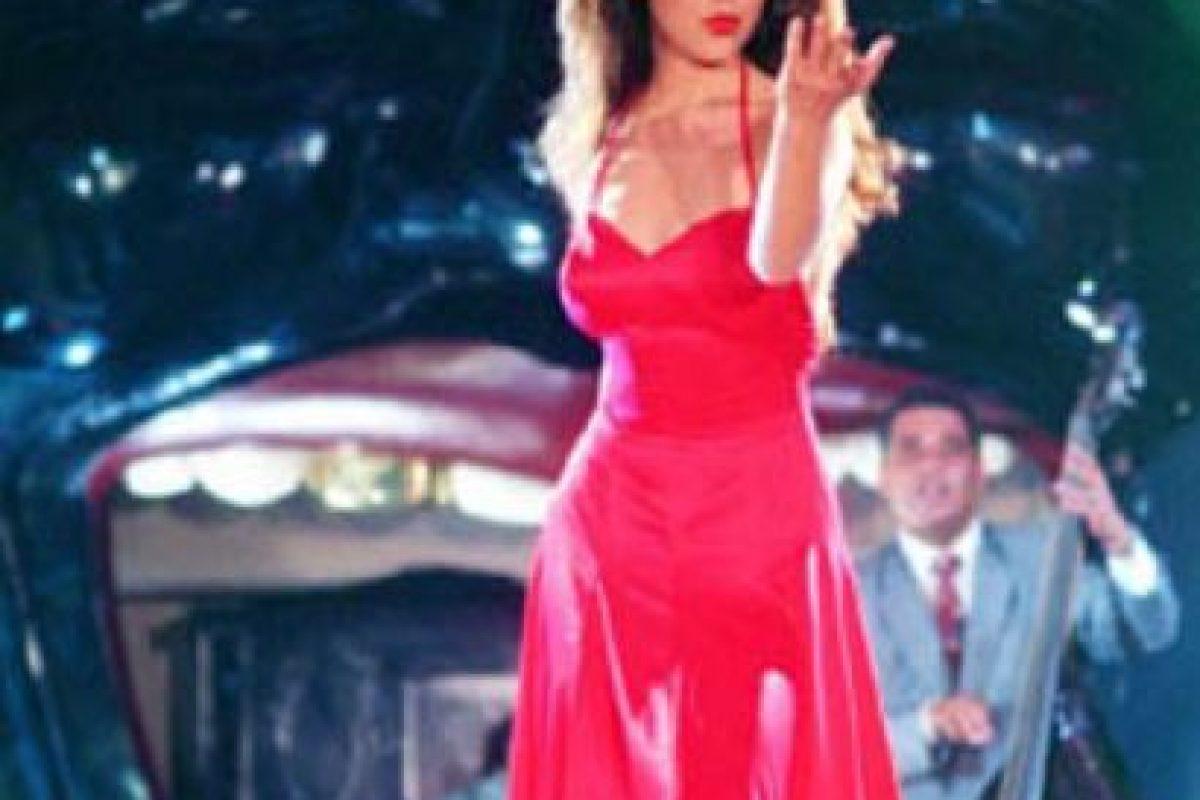 """Acá Thalia en """"Maria Mercedes"""" Foto:vía Canal de las Estrellas. Imagen Por:"""
