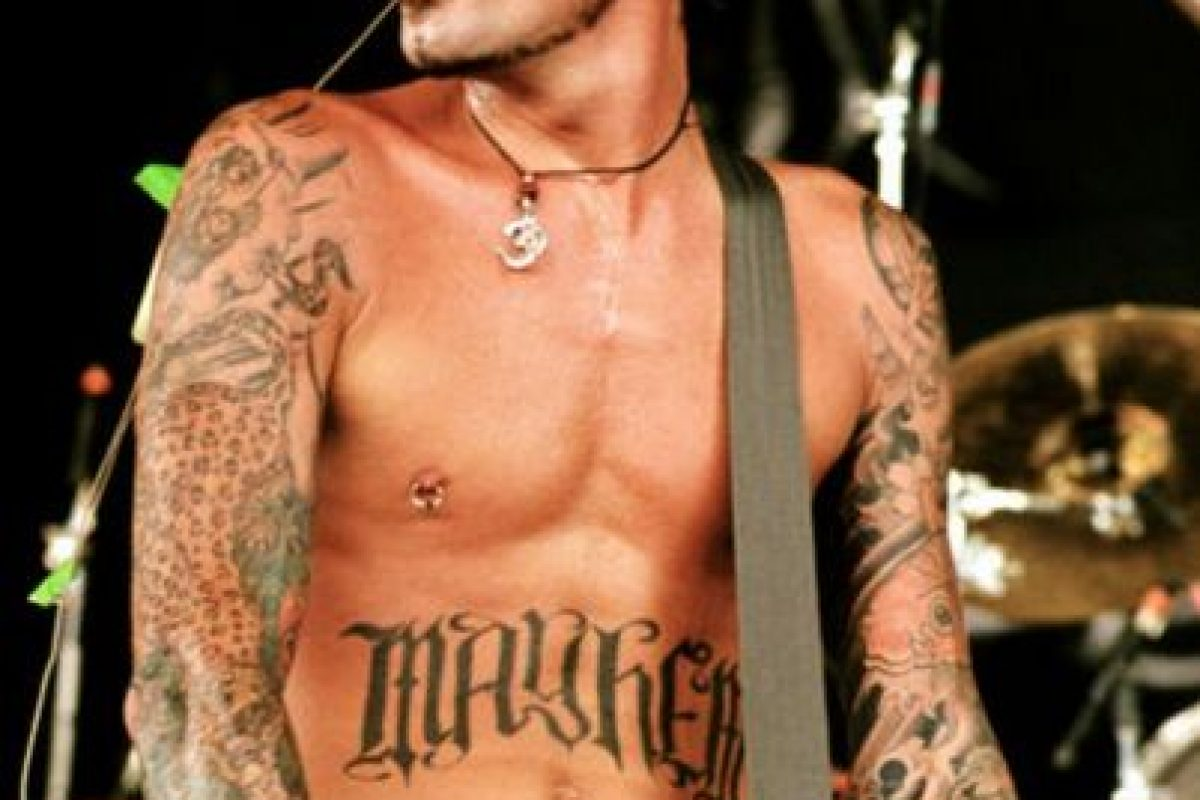 Tommy Lee Foto: Getty Images. Imagen Por: