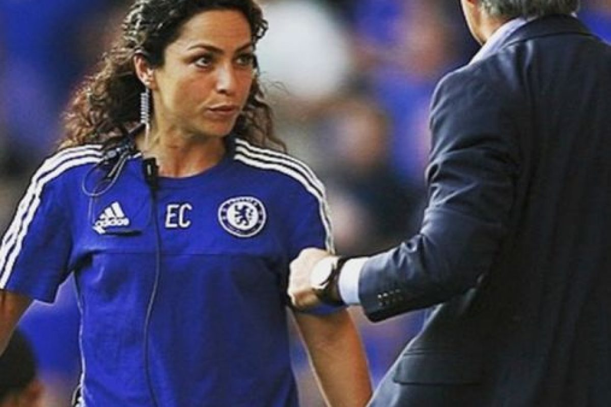 Eva Carneiro es la mediática doctora del Chelsea que causó revuelo por su confrontación con José Mourinho. Foto:Vía instagram.com/explore/tags/evacarneiro. Imagen Por: