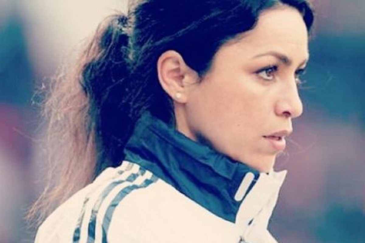 """Pero aunque lleva años trabajando con el conjunto """"blue"""", el equipo de sus amores es el Real Madrid. Foto:Vía instagram.com/explore/tags/evacarneiro. Imagen Por:"""