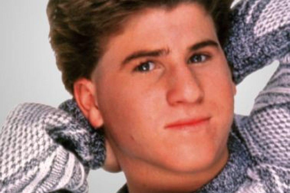 """Jason Hervey era el hermano bully en """"Los Años Maravillosos"""". Foto:vía ABC. Imagen Por:"""