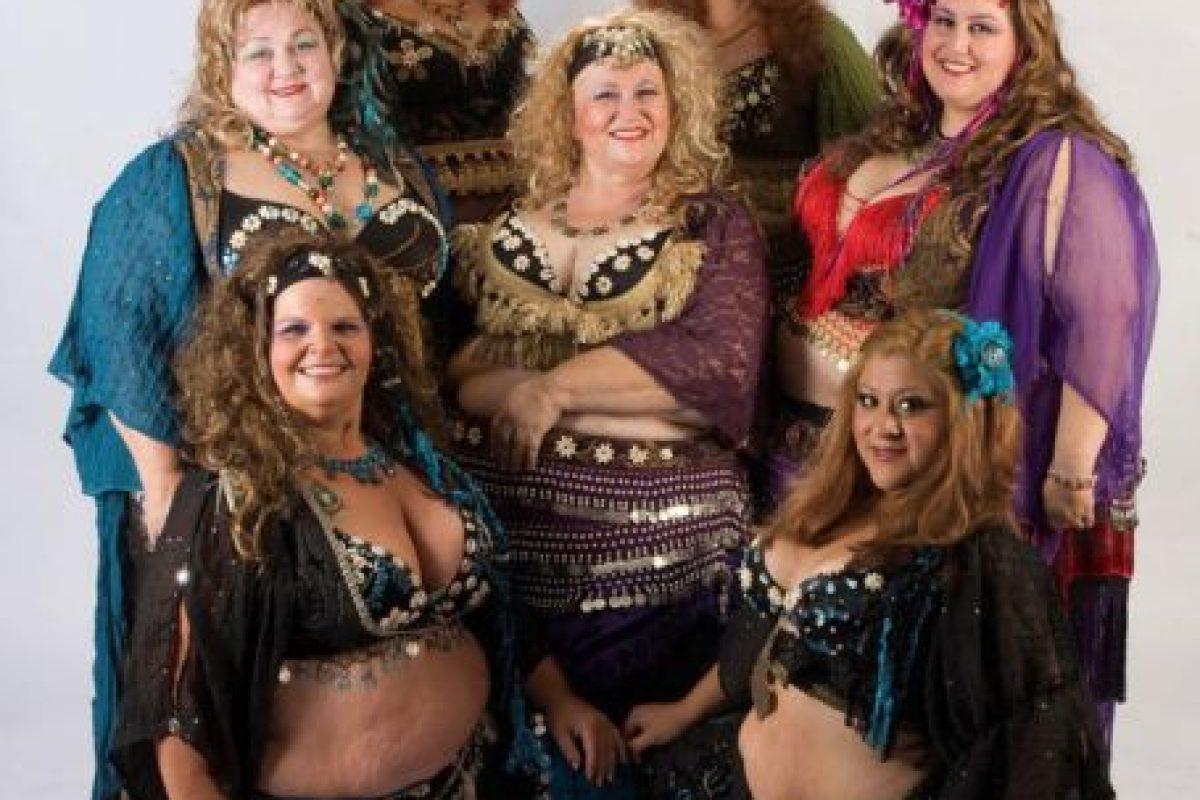 El grupo de bellydance se creó en 2012, en Los Ángeles. Foto:vía Facebook/Fatimas. Imagen Por: