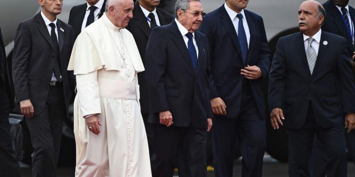 Fotos: Así recibieron al papa Francisco en Cuba