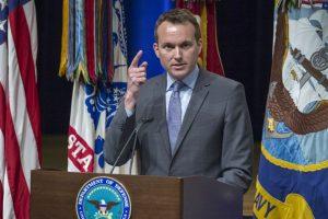 El cargo del secretario actual, John McHugh, será hasta el 1 de noviembre. Foto:AFP. Imagen Por: