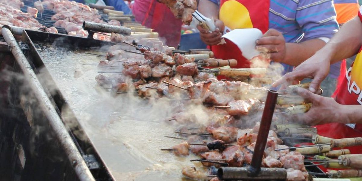 Hombre muere tras ahogarse con un trozo de carne en las ramadas de Arica