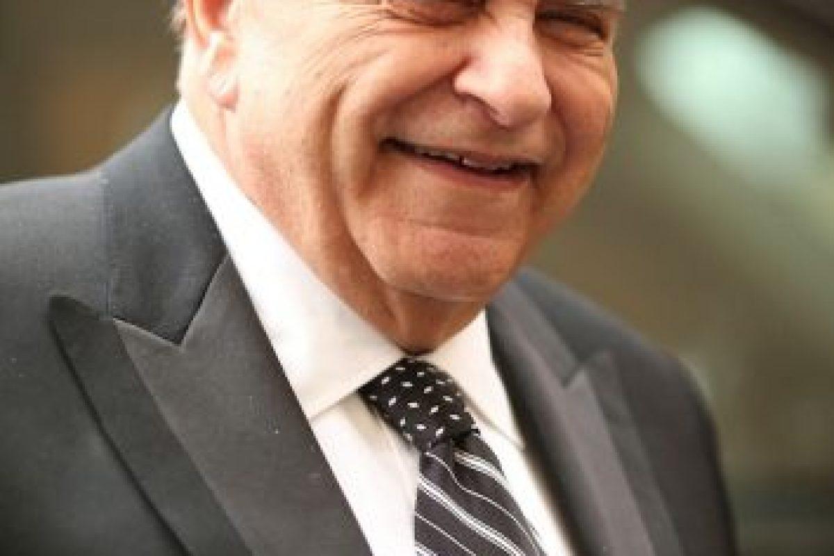 """10.- En 2005, la Academia Nacional de Artes y Ciencias de la Televisión de Estados Unidos reconoció a """"Don Francisco"""" con el premio Emmy por ser un """"Líder de la televisión en español"""". Foto:Twitter @sabadogigante. Imagen Por:"""