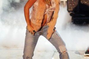 """""""(Shakira era) distinta, con otro color de pelo, con otra actitud, con otro estilo incluso, que después fue mejorando y sofisticando con los años"""", explicó """"Don Francisco"""" en una entrevista para los premios Grammy. Foto:Getty Images. Imagen Por:"""