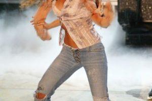 """La cantante era reconocida en Colombia, pero fue hasta su aparición en """"Sábado Gigante"""" que el mundo la conoció. Foto:Getty Images. Imagen Por:"""