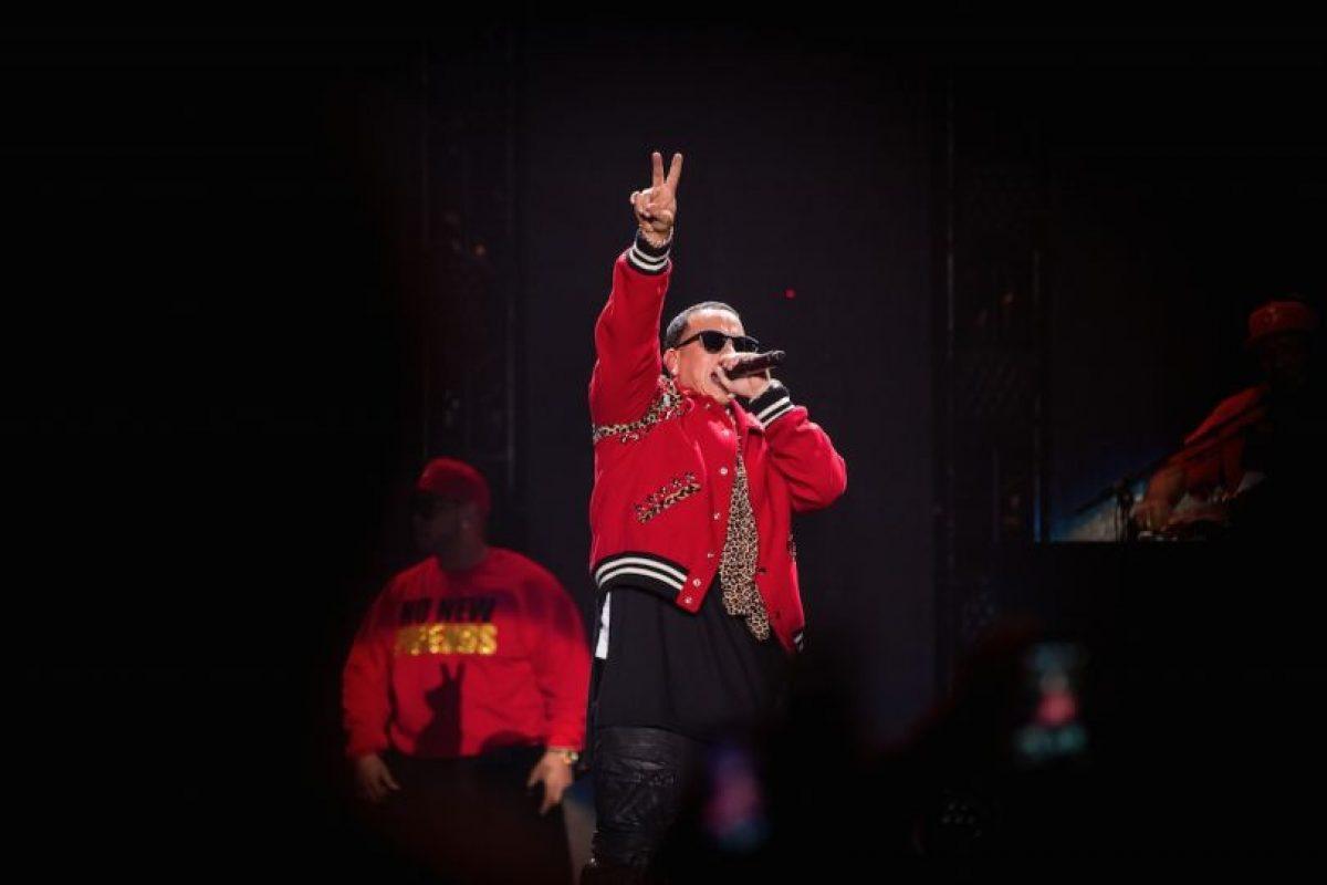 """""""Don Francisco"""" también promovió el género del reggaeton entre su público al presentar a Daddy Yankee y Don Omar Foto:Getty Images. Imagen Por:"""
