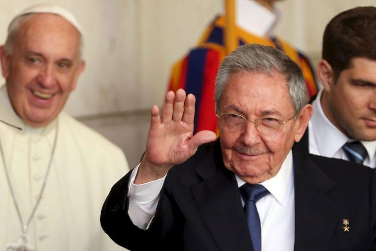 La gira del papa en Cuba será del 19 al 22 de septiembre. Foto:Getty Images. Imagen Por: