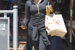 De tal manera, la atención de los leggings se enfocará en esta parte. Foto:vía Getty Images. Imagen Por: