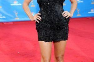 Heidi Klum en 2011, como una patinadora artística. Foto:vía Getty Images. Imagen Por: