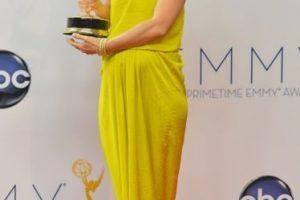 """Claire Danes en 2012. Porque vestirse de """"madre de mediana edad va a resort caribeño"""" no tiene precio. Foto:vía Getty Images. Imagen Por:"""