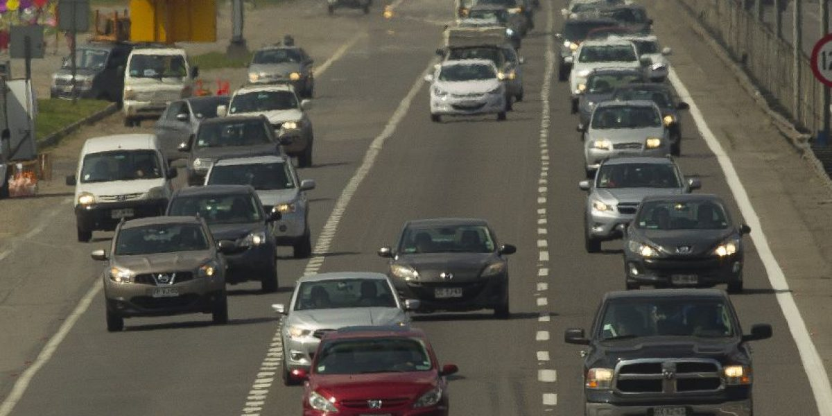Revisa el plan de contingencia para el regreso de vehículos a Santiago