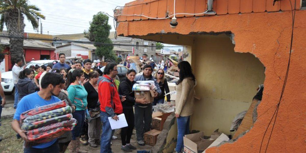 Actualización terremoto: desaparecidos aumentan a 6 y crecen viviendas con daños