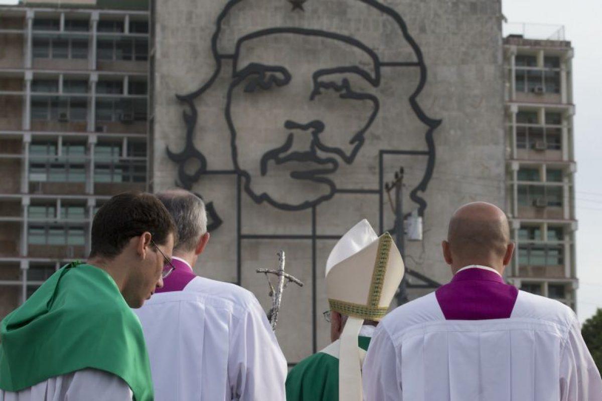 El religioso también verá hoy a sacerdotes, religiosos, entre otros. Foto:AP. Imagen Por: