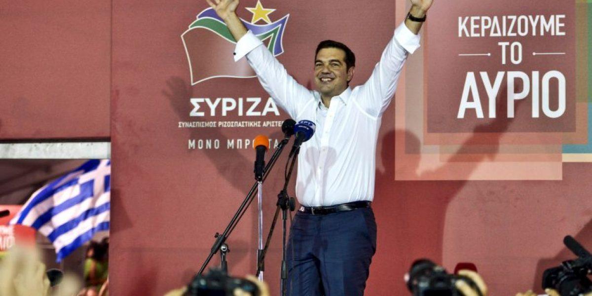 Fotos: Syriza celebra victoria en las elecciones anticipadas en Grecia