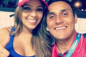 Es la esposa del portero del Real Madrid, Keylor Navas. Foto:Vía instagram.com/andreasalasb. Imagen Por: