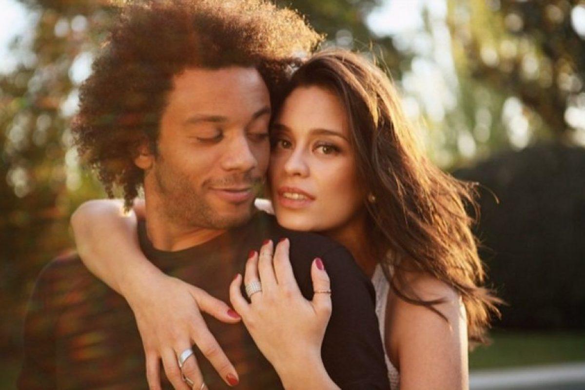 Es la esposa de Marcelo. Foto:Vía instagram.com/claricealves. Imagen Por: