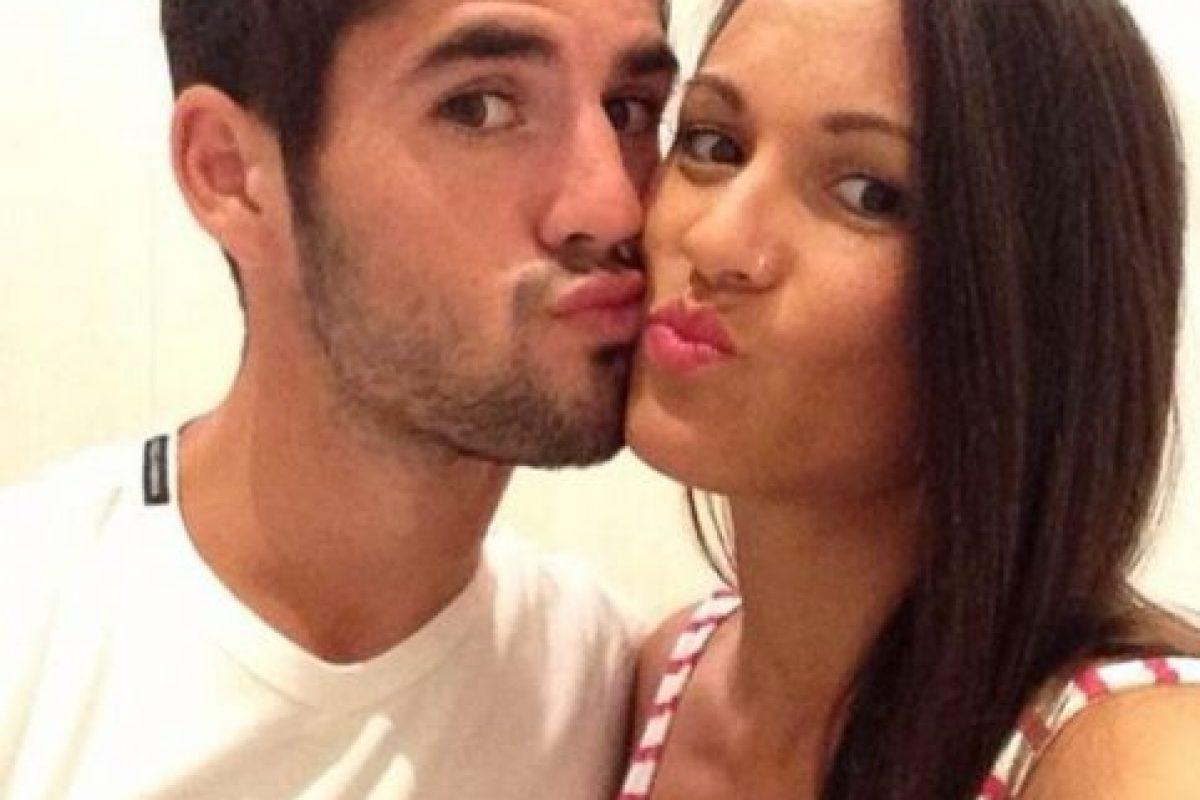 Es la novia de Isco y tienen una bebé. Foto:Vía instagram.com/vitocm89. Imagen Por: