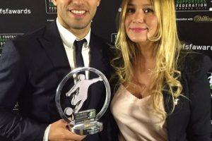 """6. Sergio Aguero y Karina """"La Princesita"""" Foto:Vía instagram.com/kariprinceoficial. Imagen Por:"""