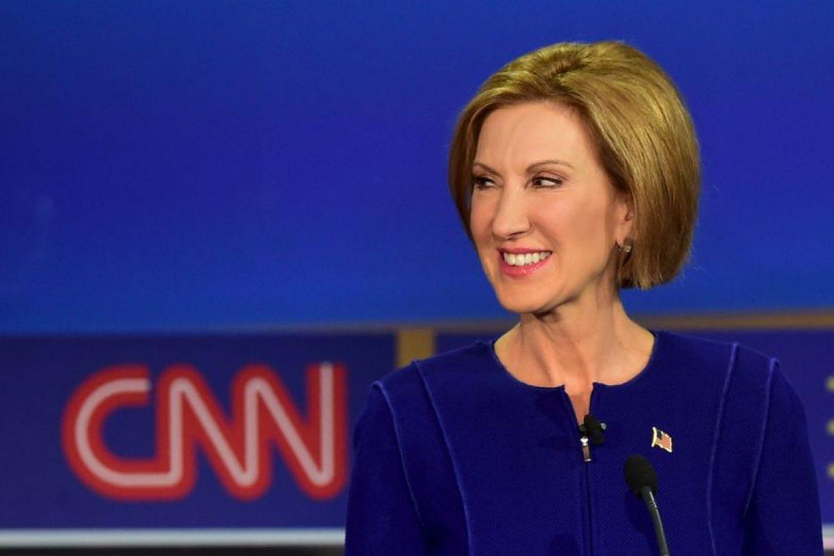 Su nombre es Cara Carleton, pero es más conocida como Carly. Foto:AFP. Imagen Por: