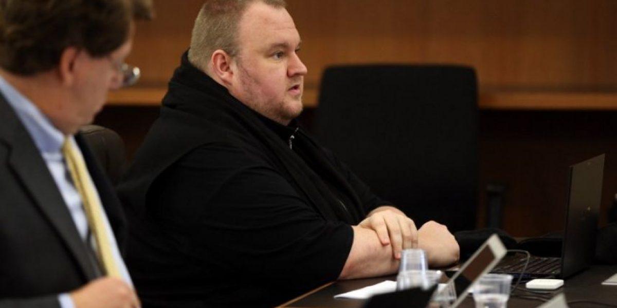 Empieza en Nueva Zelanda el juicio de extradición de Kim Dotcom