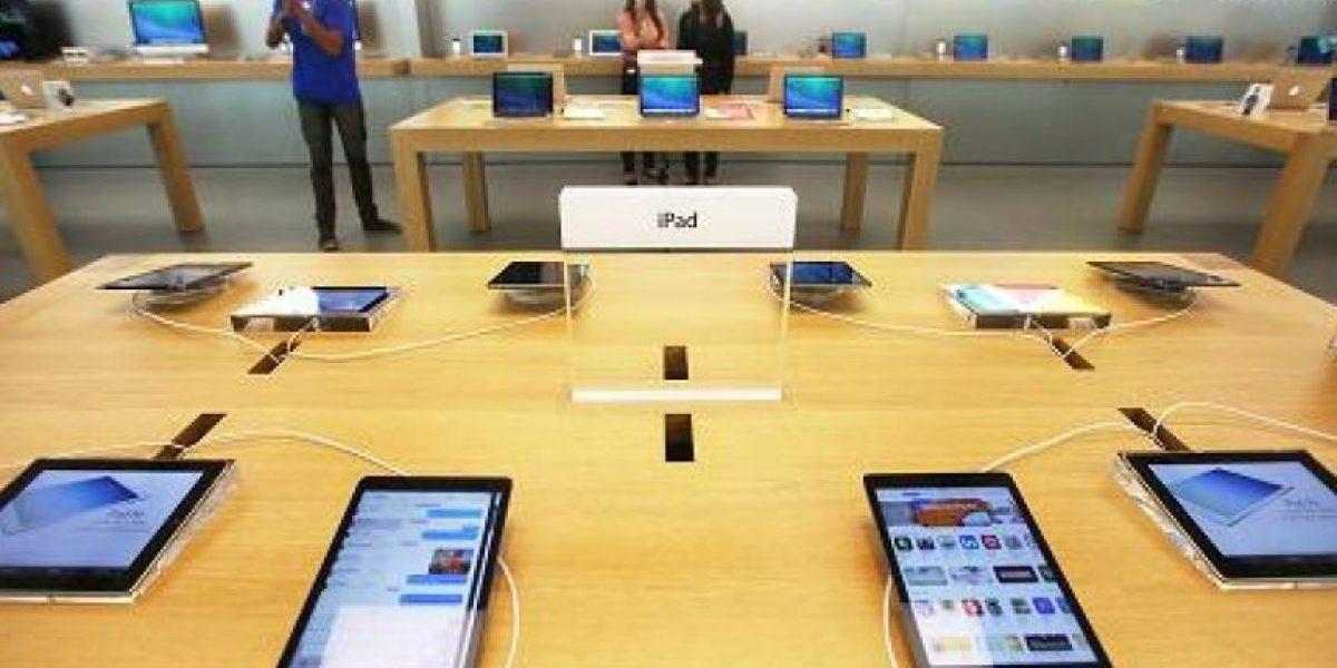 Tienda de aplicaciones de Apple sufre su primer a gran escala