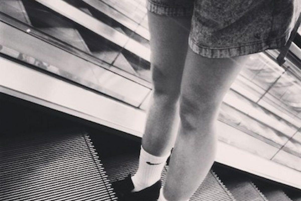 No usarlas descalzo o con los cordones desamarrados Foto:Instagram.com/explore/tags/escalator/. Imagen Por: