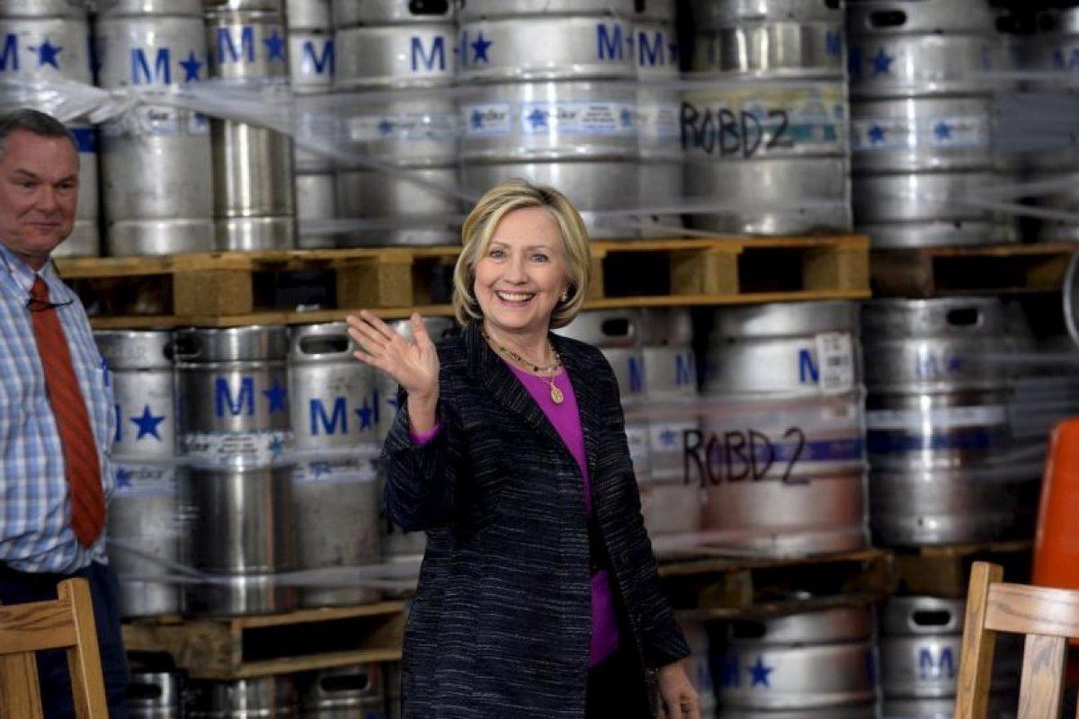 La imagen se publicó justo después del primer debate del Partido Republicano. Foto:Getty Images. Imagen Por: