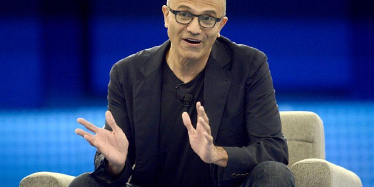 CEO de Microsoft fue