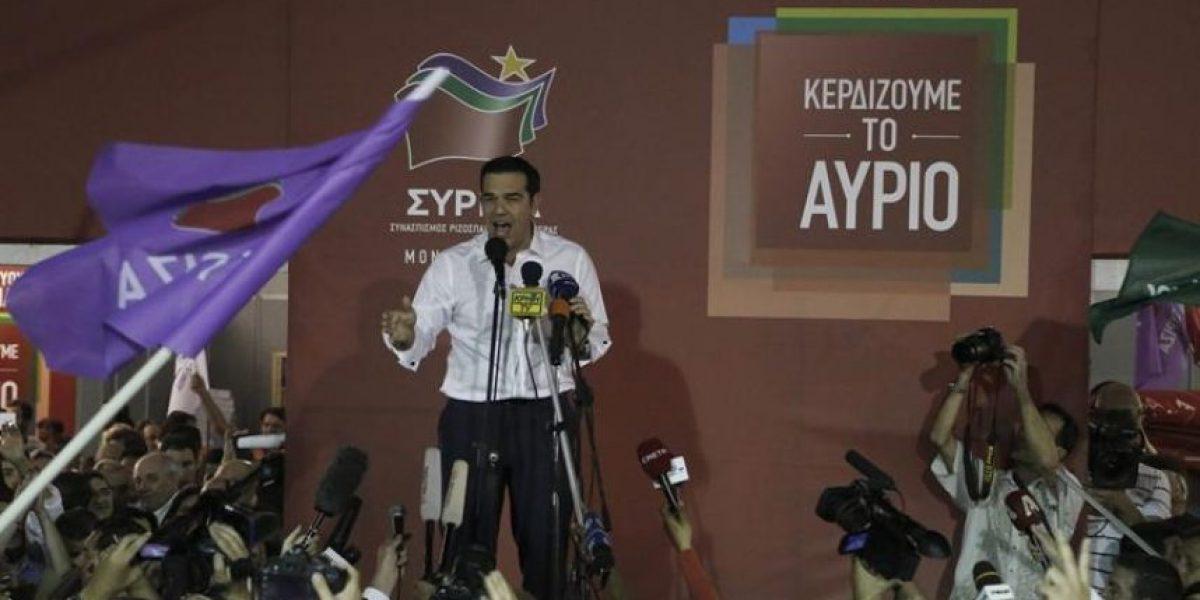 Tsipras revalida su victoria en las elecciones griegas con elevada abstención