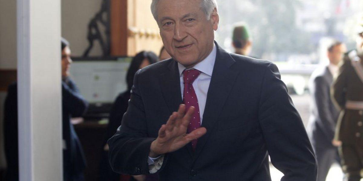Canciller Muñoz y fallo de La Haya: