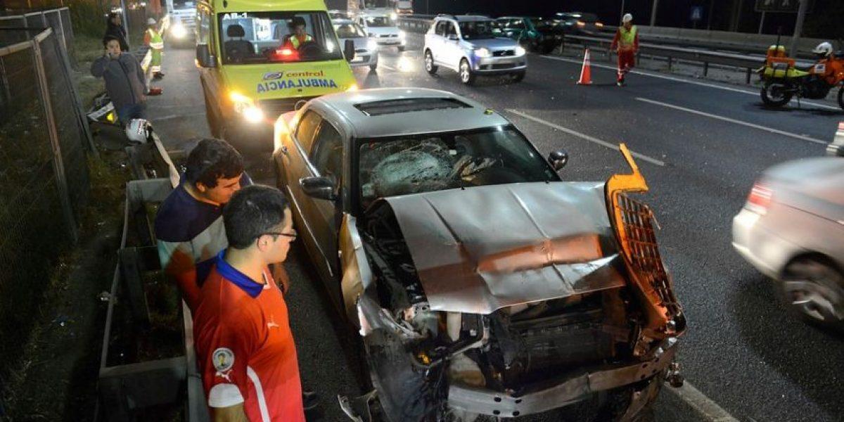Fiestas Patrias: 32 personas fallecieron en accidentes de tránsito