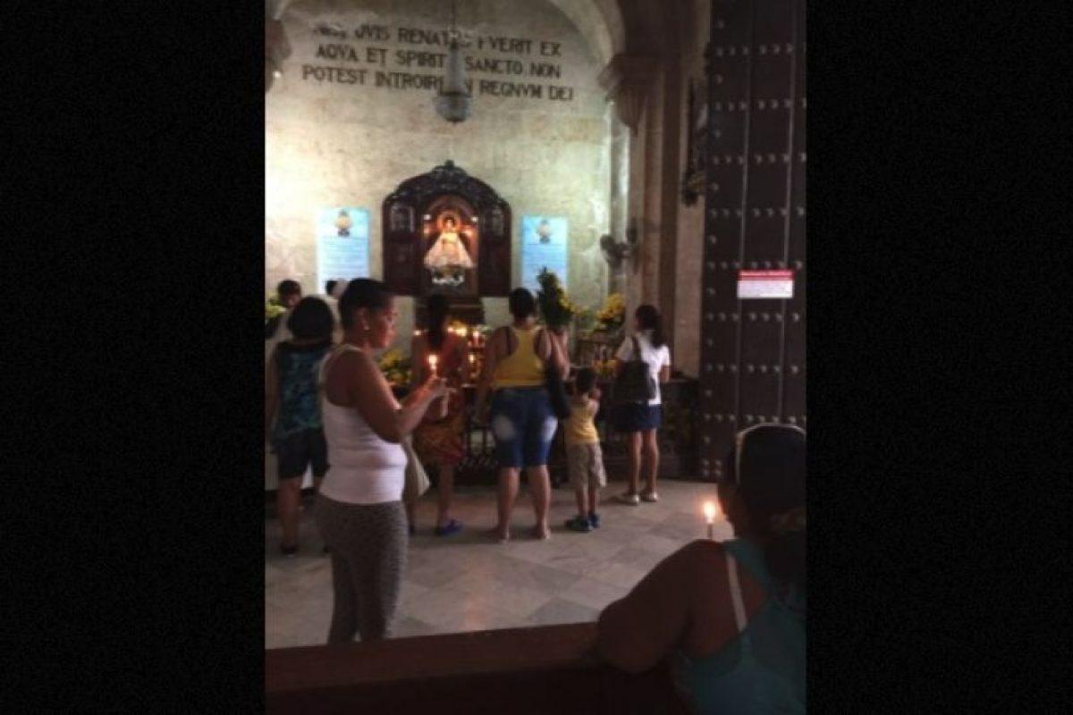 Fue en 1998 durante el viaje apostólico de Juan Pablo Segundo donde la coronó como tal Foto:Ivis M. Negrón Pérez. Imagen Por: