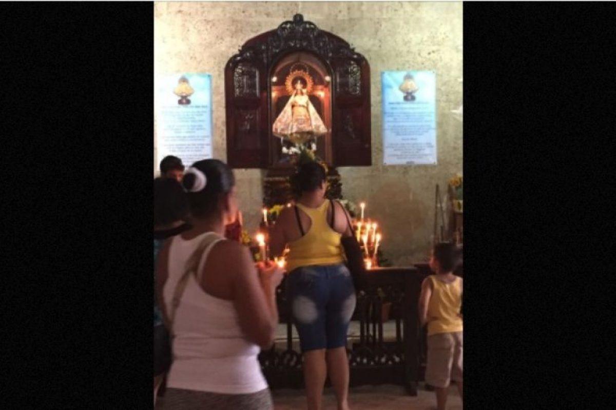 Es la Patrona de Cuba Foto:Ivis M. Negrón Pérez. Imagen Por: