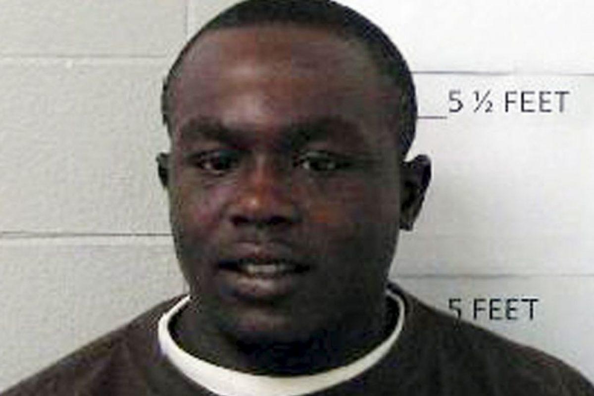James Minter se encuentra detenido sin derecho a libertad bajo fianza. Foto:AP. Imagen Por: