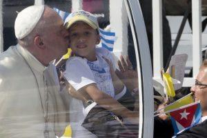 """6. """"Ser cristiano es luchar y servir por sus hermanos"""" Foto:AP. Imagen Por:"""