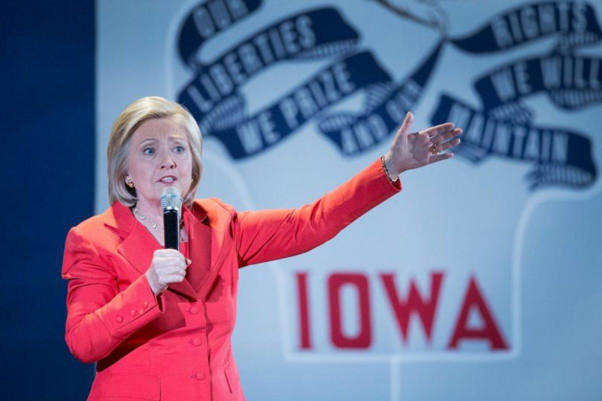 Desde el año pasado la candidata entregó cerca de 30 mil correos electrónicos al Departamento de Estado para su investigación. Foto:Getty Images. Imagen Por: