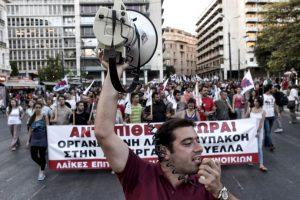 En enero de 2015, fue electo como Primer Ministro de Grecia. Foto:Getty Images. Imagen Por: