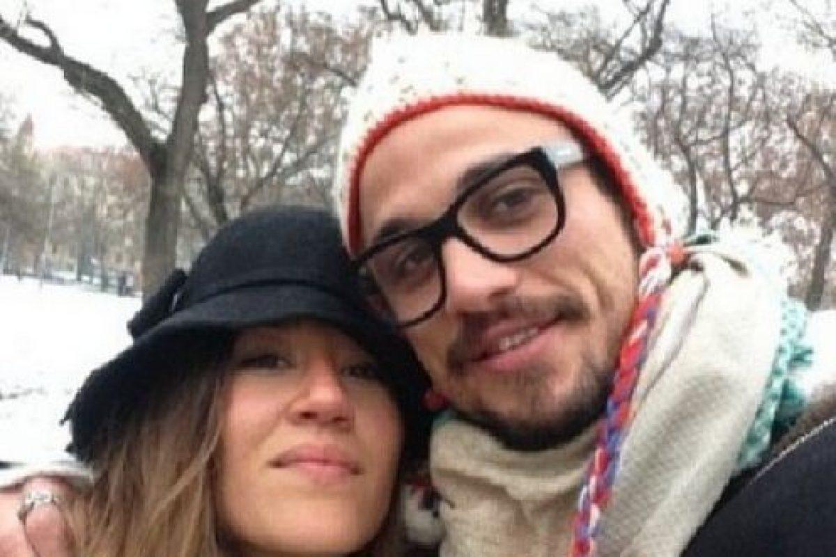 En junio, la actriz argentina Jimena Baron anunció que había finalizado su relación con el exfutbolista de Boca Juniors, ahora en Porto, por celos excesivos de este y varios insultos hacia ella. Foto:Vía instagram.com/danistone_25. Imagen Por: