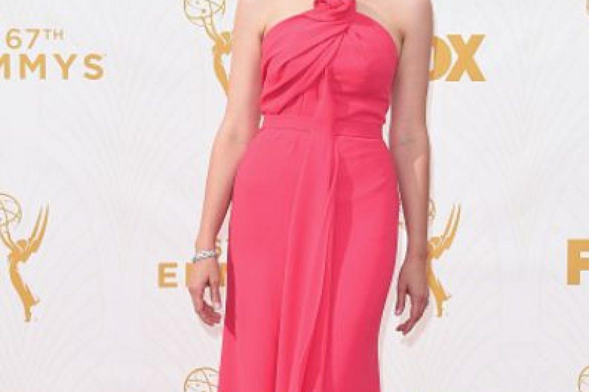 """Por algo amamos a Jessica Paré en """"Mad Men"""". Foto:vía Getty Images. Imagen Por:"""