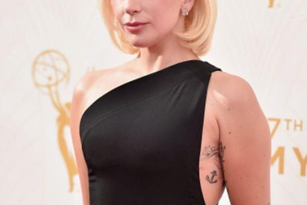 Su vestido es de Brandon Maxwell. Foto:vía Getty Images. Imagen Por: