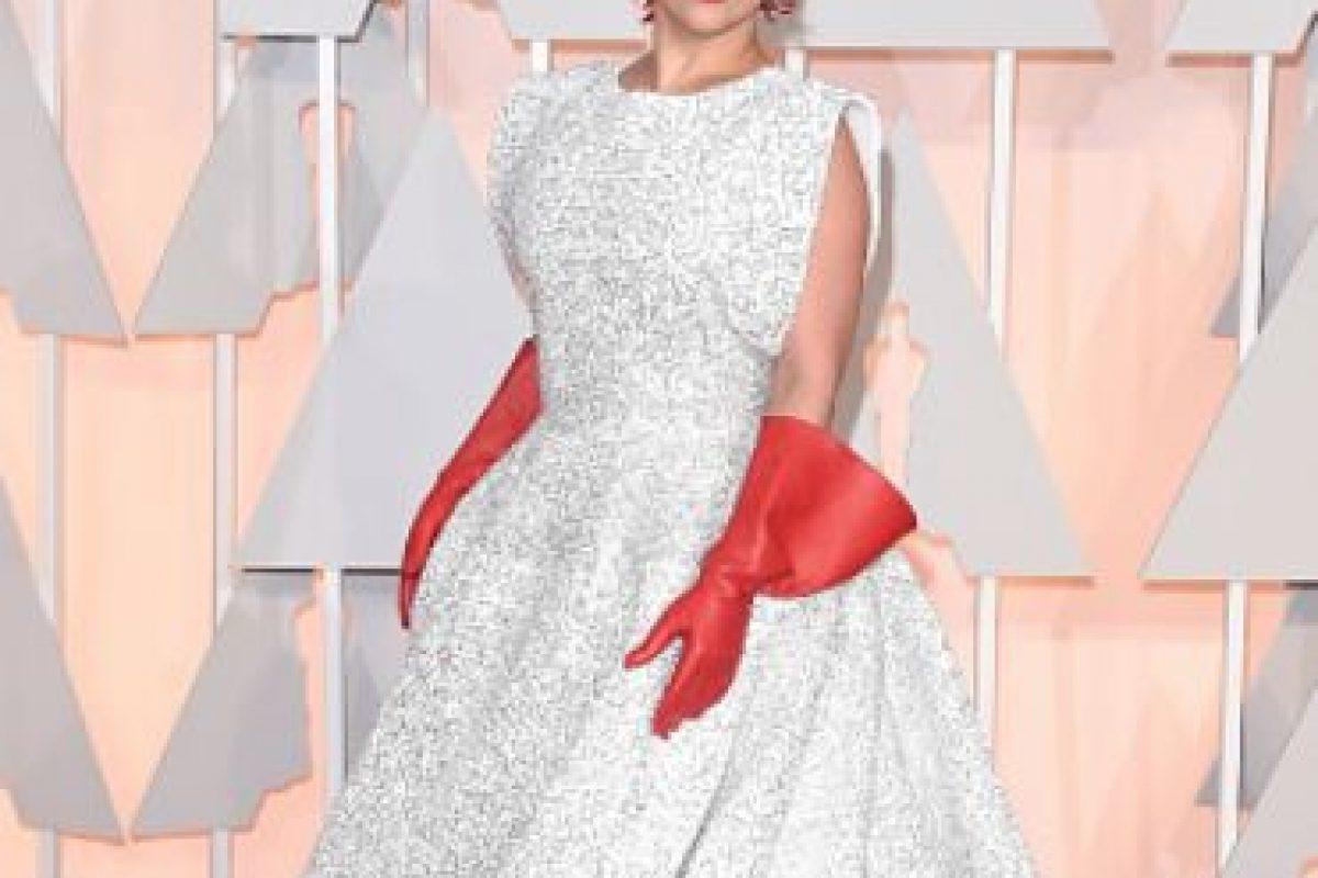 En los Oscar provocó miles de memes. Foto:vía Getty Images. Imagen Por: