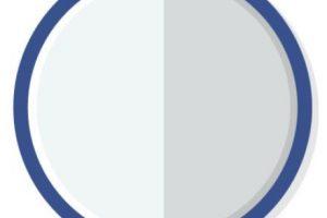 Ideado por Milton Glaser, se trata de una manera de expresar un reconocimiento neutral, similar al típico vaso medio lleno o medio vacío Foto:vía Wired. Imagen Por: