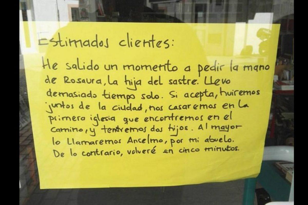 Sin embargo, mucha gente pregunta por el fin de la historia. Foto:Vía Twitter @enlacasatomada. Imagen Por: