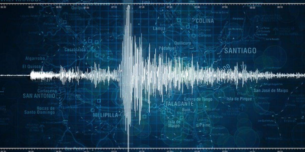 Última réplica alcanzó los 5,8º Richter y se sintió en tres regiones