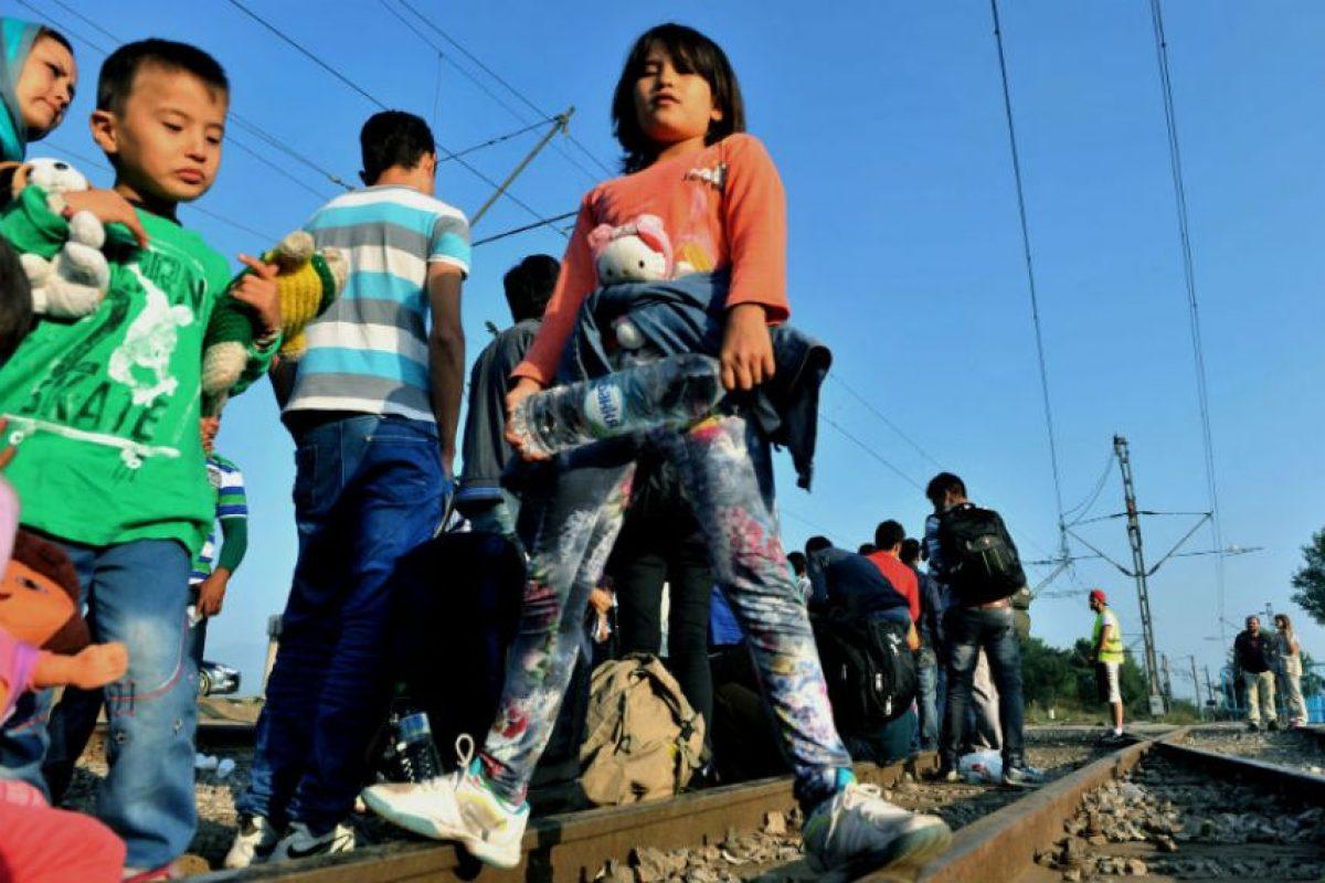 Muchos se ven envueltos en venta de drogas, robos y prostitución. Foto:AFP. Imagen Por: